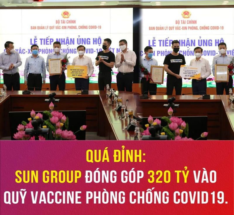 tap-doan-sun-group-ung-ho-320-ty-vacxin-covid-19