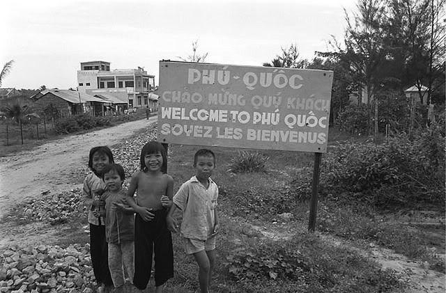 Đảo Phú Quốc khi mới chỉ là hòn đảo hoang sơ đất nền hàm ninh