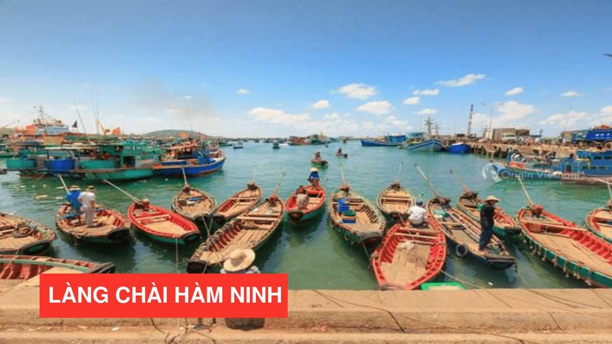 làng chài hàm ninh đất nền nghỉ dưỡng khách sạn biển phú quốc