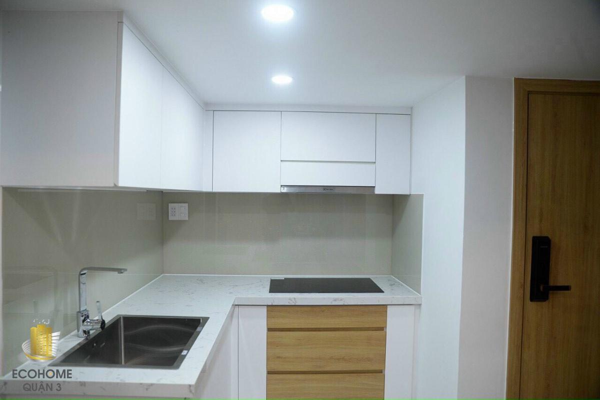 khai trương nhà mẫu căn hộ Eco Home quận 3