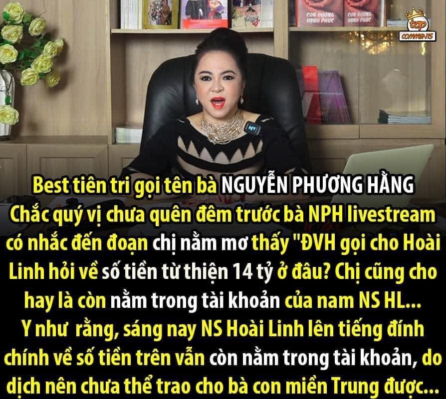 Drama CEO Phương Hằng với Nghệ sỹ Hoài Linh