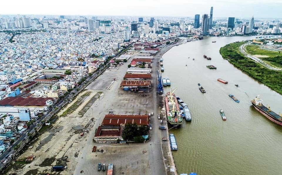 Khu phức hợp đô thị Vinhomes Khánh Hội rục rịch khởi công lại