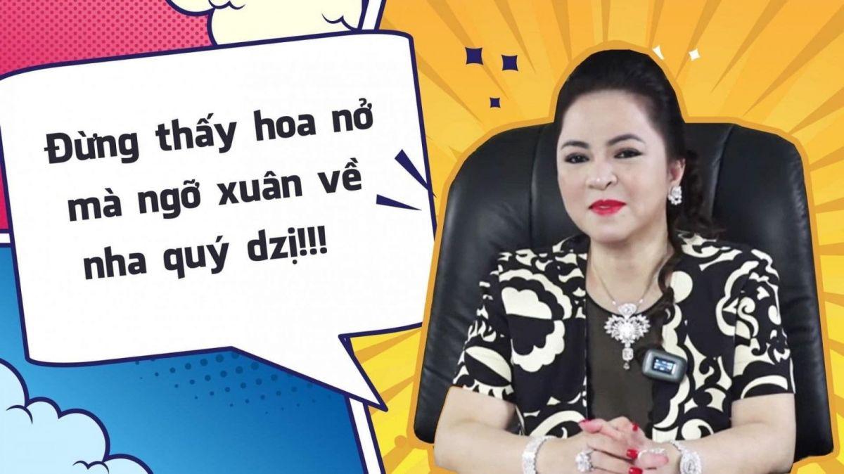 Tại sao bà Phương Hằng lại là bậc thầy truyền thông ?!