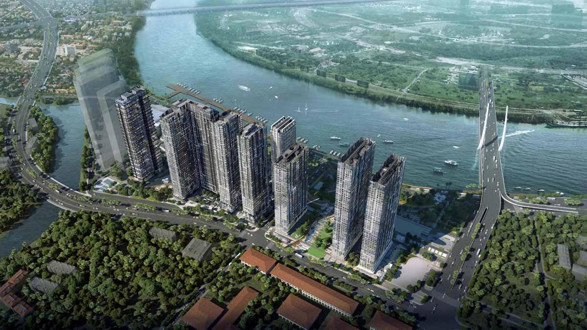 Tiêu chuẩn bàn giao căn hộ hàng hiệu Grand Marina Saigon JW Marriott