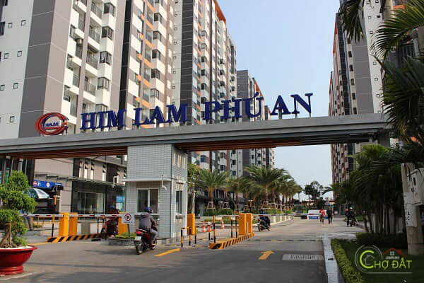 Đánh giá Review nhanh Căn hộ Chung cư Him Lam Phú An Quận 9