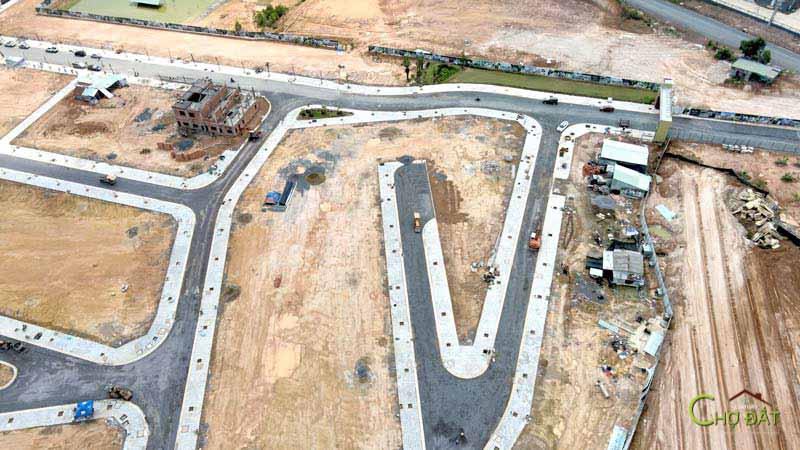 Tiến độ dự án đất nền trảng bom sông mây PNR Estella Đồng Nai