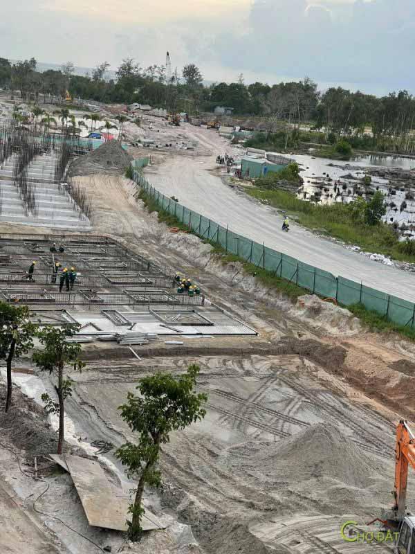 Dự án Nhà phố - Biệt thự biển nghỉ dưỡng Meyhomes Capital Phú Quốc