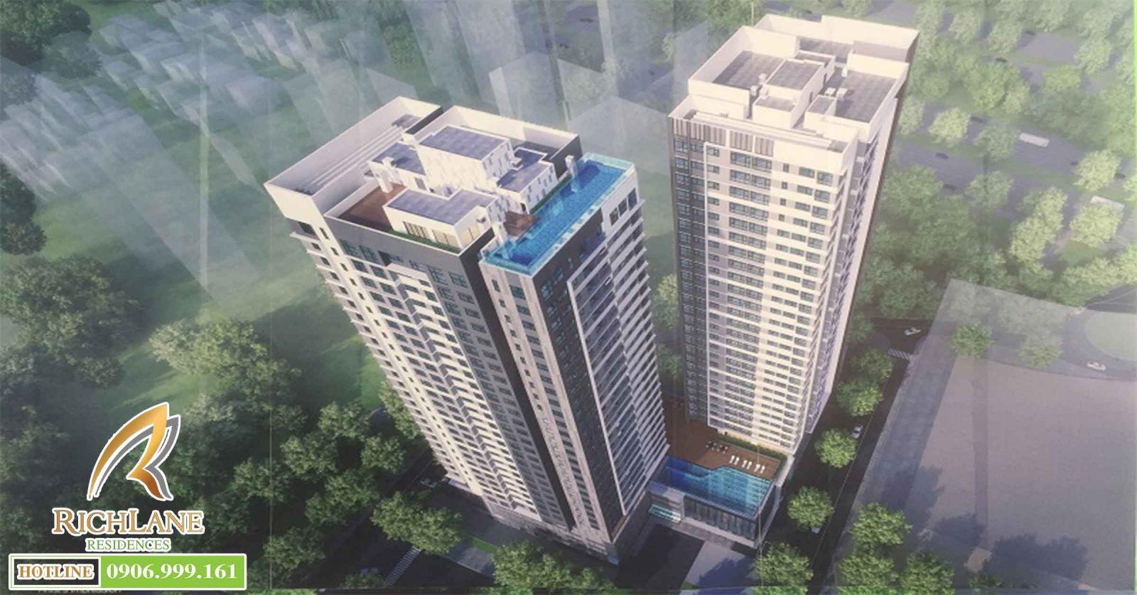 Các bước mở bán căn hộ chung cư