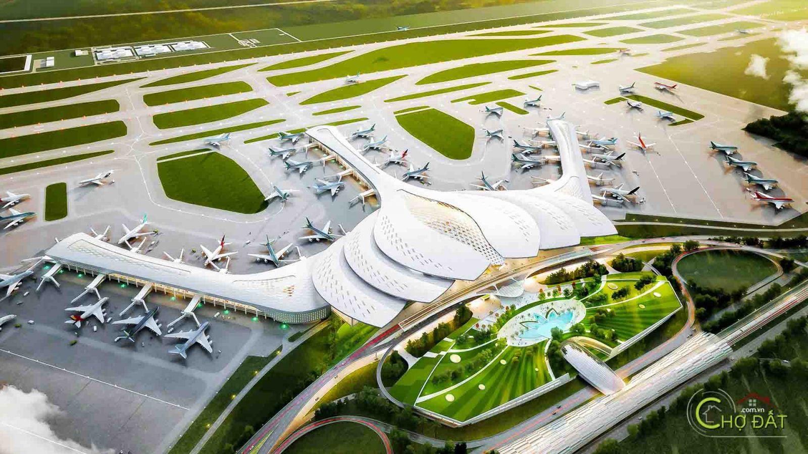 Cảng Hàng Không Quốc tế Sân bay Long Thành