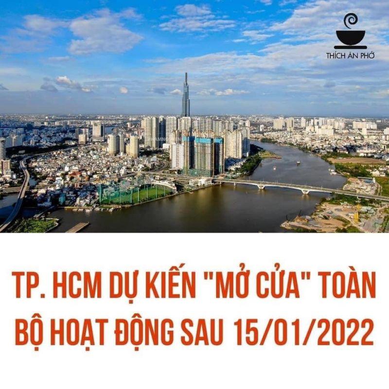 thumb_3 GIAI ĐOẠN PHỤC HỒI KINH TẾ TP HCM Mở cửa 15/1/2022