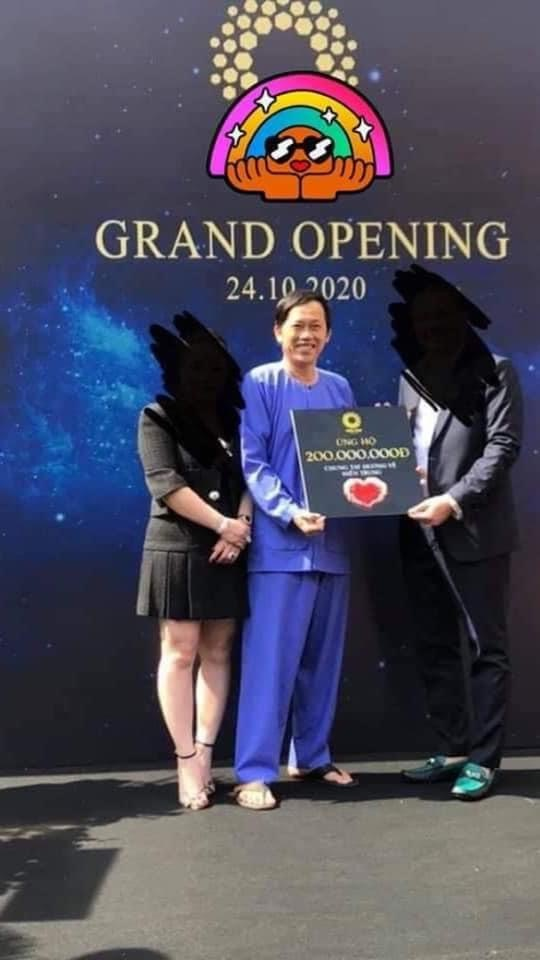 Scandal drama nghệ sỹ hoài linh