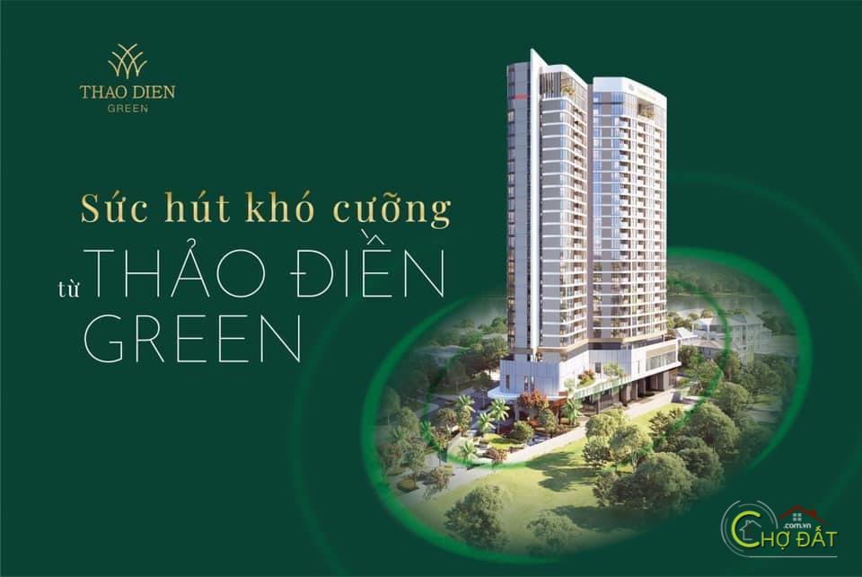 Review đánh giá dự án căn hộ Thảo Điền Green Quận 2