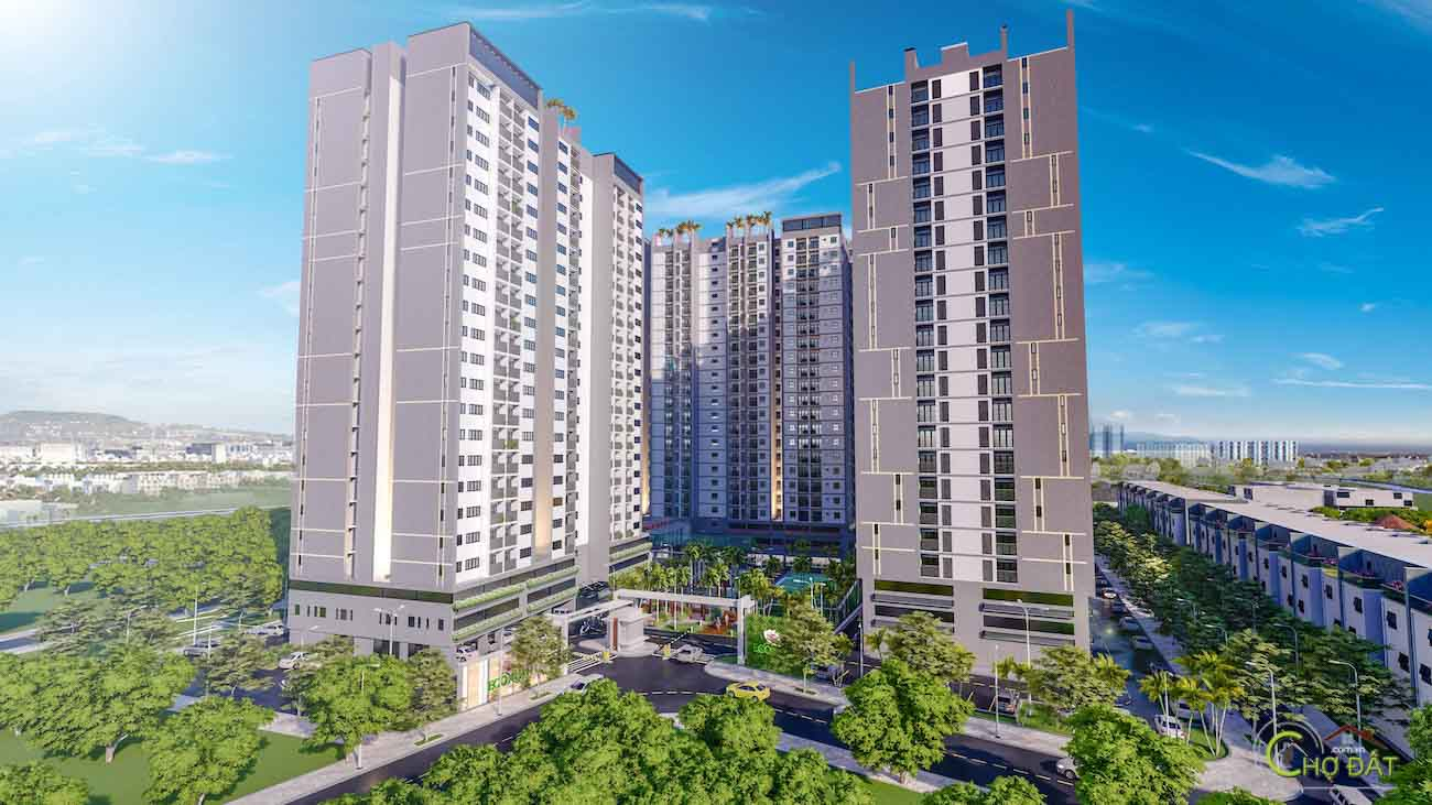 Căn hộ Eco Xuân Sky Residences