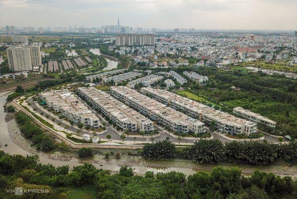 Biểu giá bất động sản nhà phố biệt thự vẫn tăng vọt Quý2 năm 2021