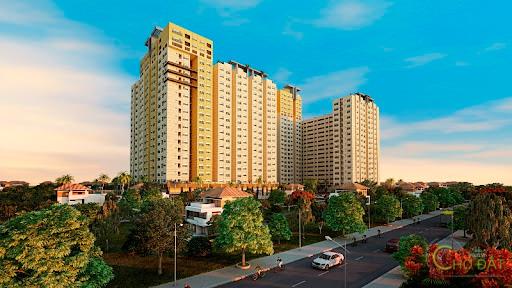 review dự án chung cư The Eastern City