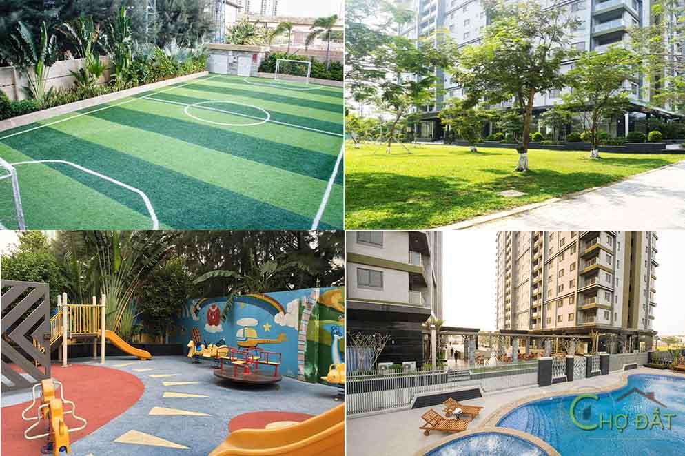 Tiện ích dự án Docklands Sài Gòn