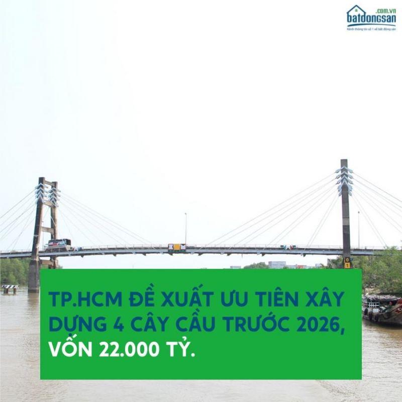 thumb_4 cây cầu tại TPHCM được ưu tiên xây dựng 2021 2026