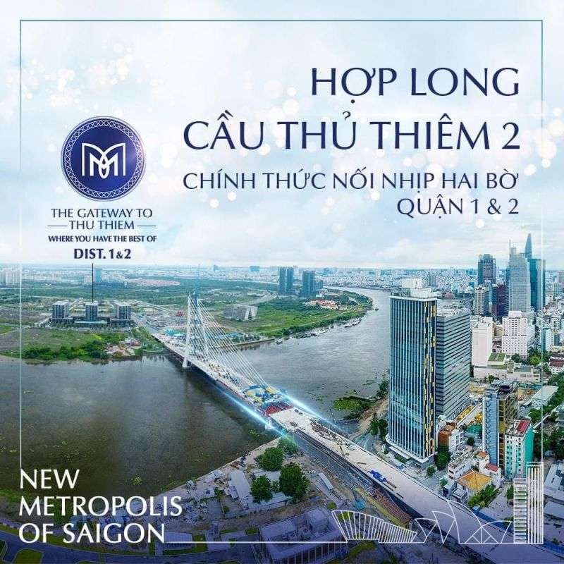 thumb_Hợp Long Cầu Thủ Thiêm 2 - Chính thức nối nhịp 2 bờ Quận 1 và 2