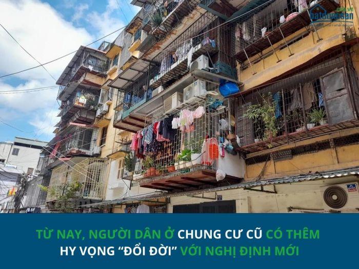 thumb_Nghị định 69: Cơ hội đổi đời cho người dân ở chung cư cũ có hiệu lực.