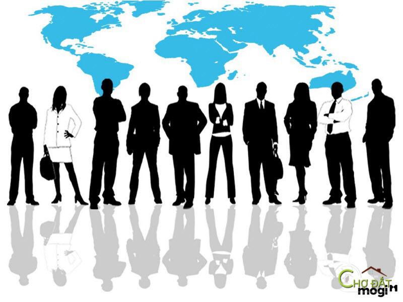 Xây dựng và làm việc đội nhóm trong kinh doanh bất động sản