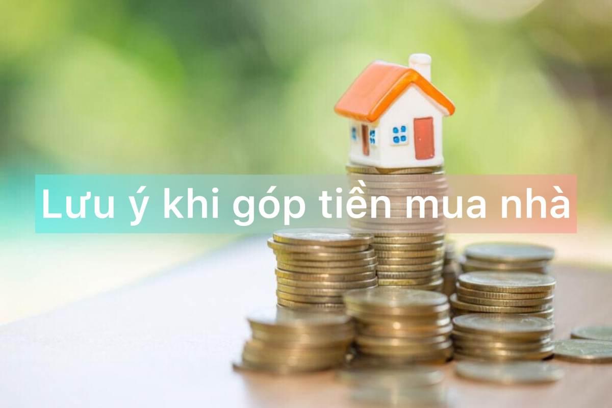 thumb_Những điều cần lưu ý khi góp tiền mua nhà cùng người thân hay bạn bè