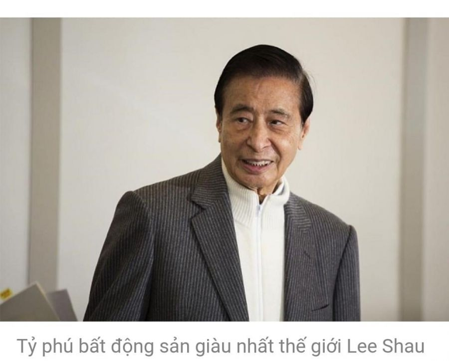 thumb_Lee Shau Kee: Tỷ phú bất động sản giàu nhất thế giới