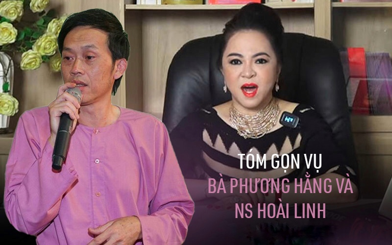Tóm tắt lùm xùm scandal drama giữa CEO Phương Hằng Đại Nam và giới nghệ sỹ đại diện là Nghệ Sỹ Hoài Linh