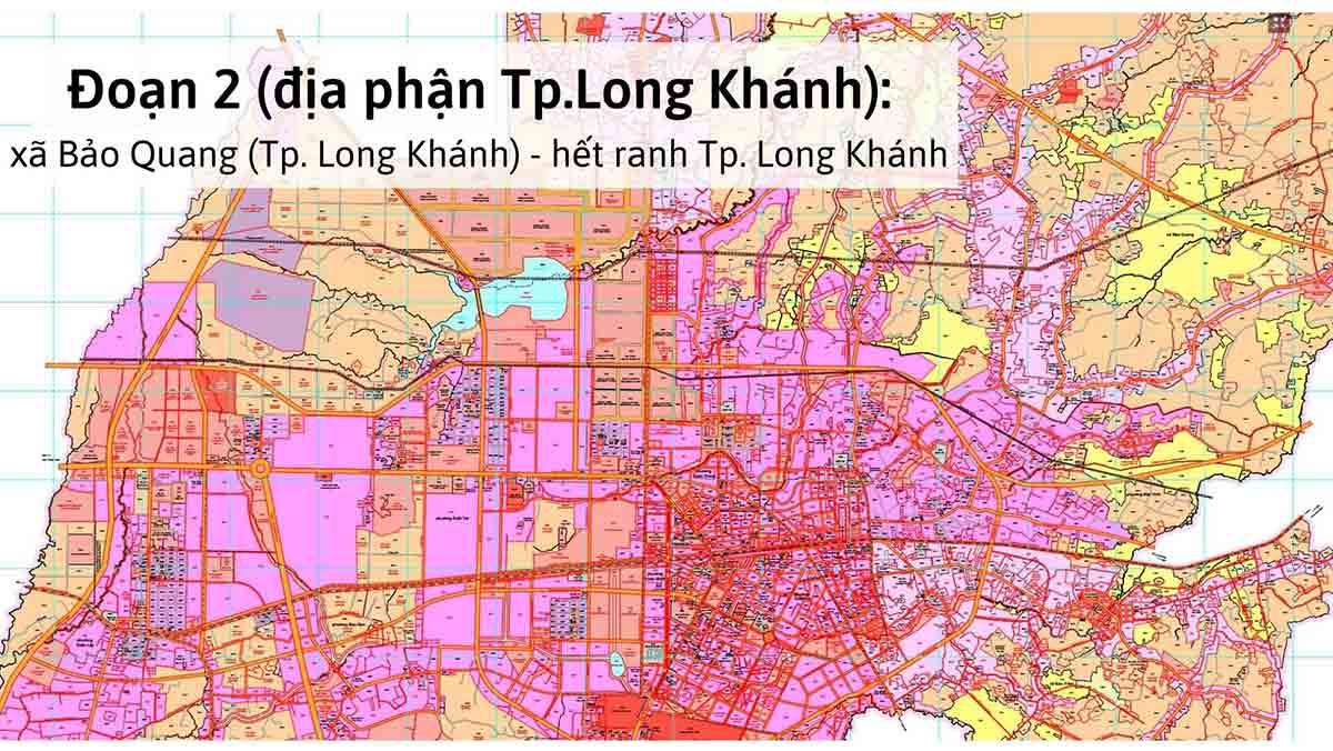 địa phận Tp Long Khánh